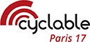 Cyclable Paris 17e